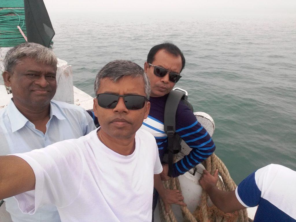 Tourism in Chera Dwip