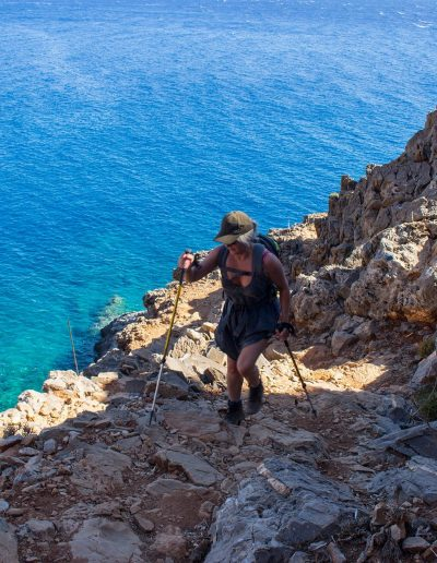 trecking in marmara islands