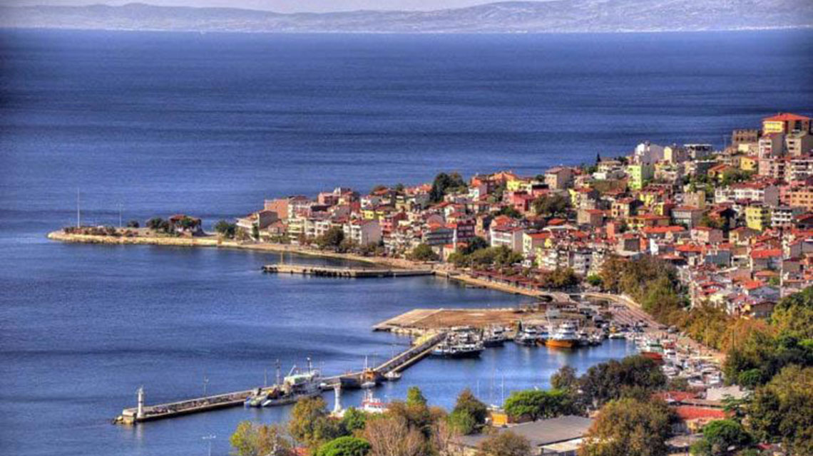 village of marmara islands