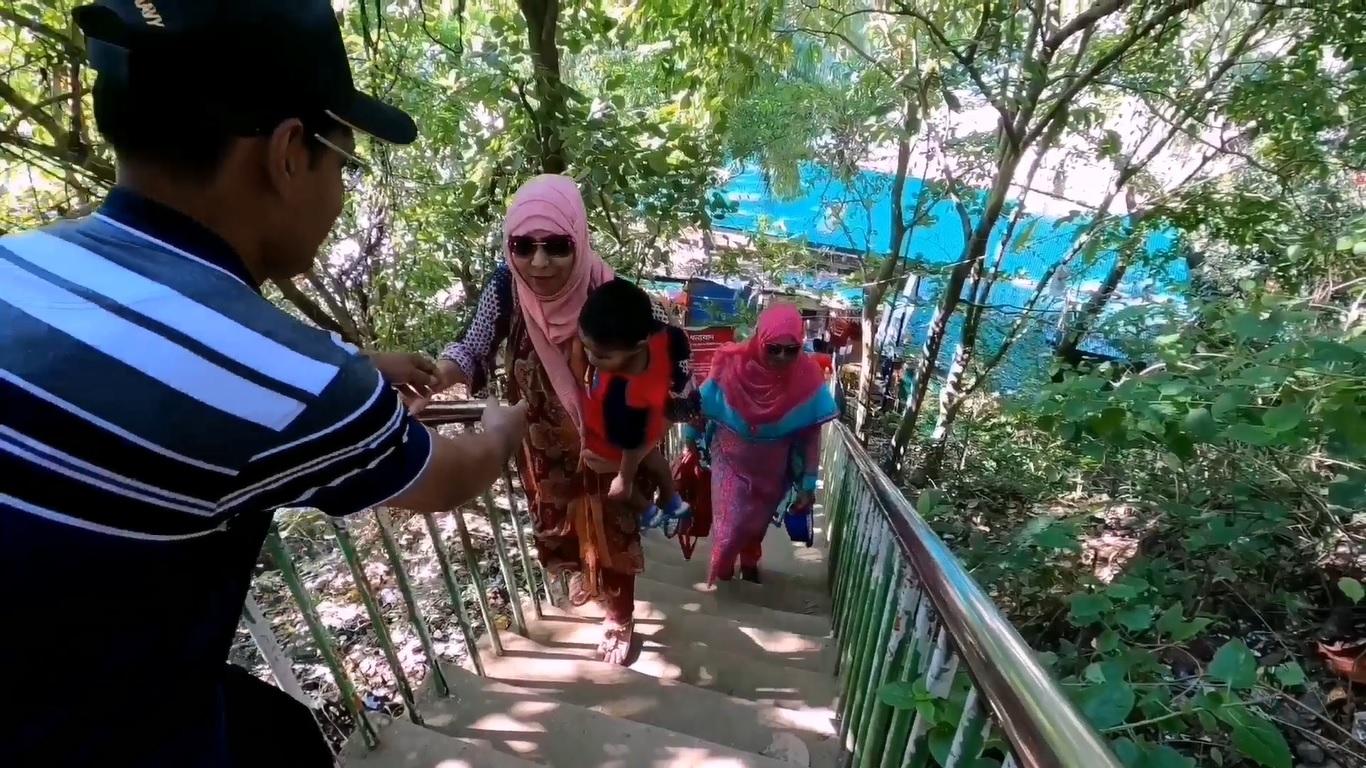 himchori tour cox's bazar