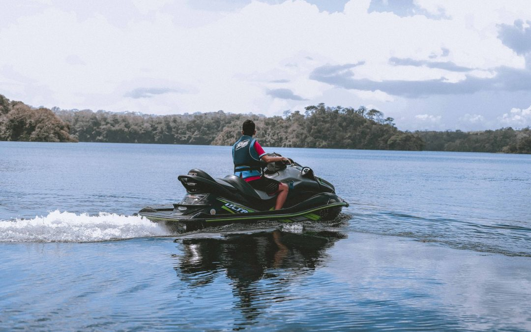 Ride to Water Scooter at Cox's Bazar Kalatoli Beach Sayeman Beach Resort by Travel The Life